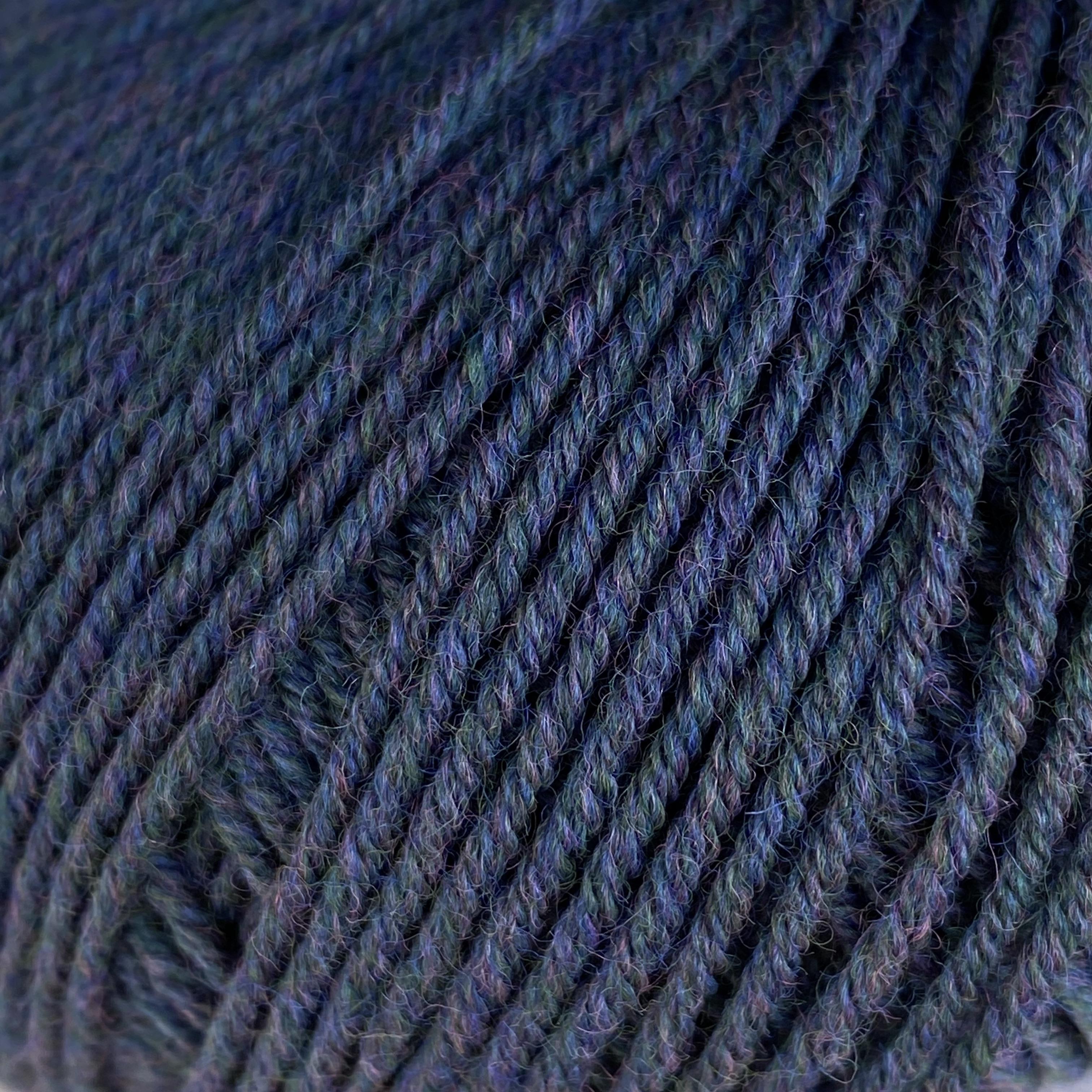 04 |blaugrün meliert