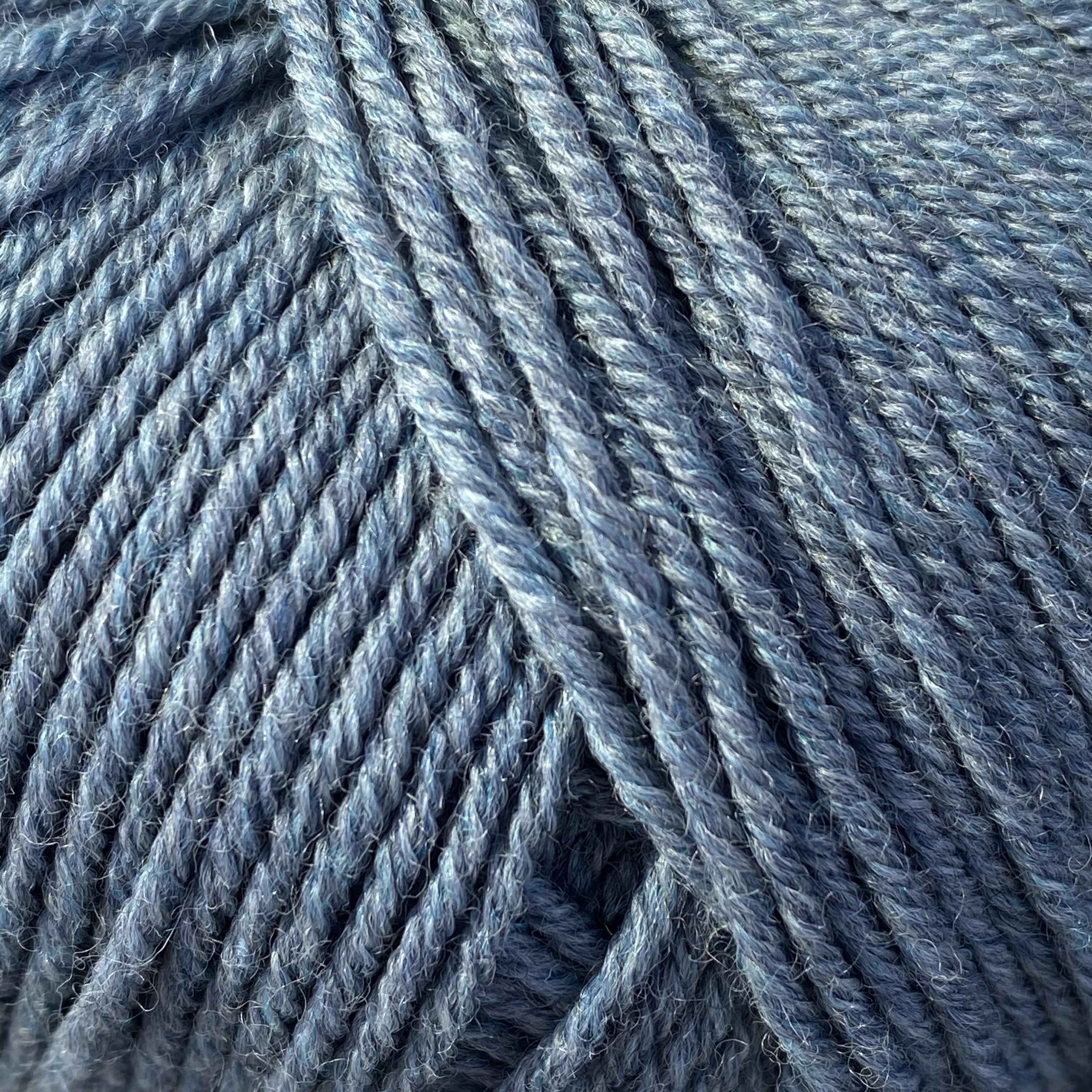 10 |graublau meliert