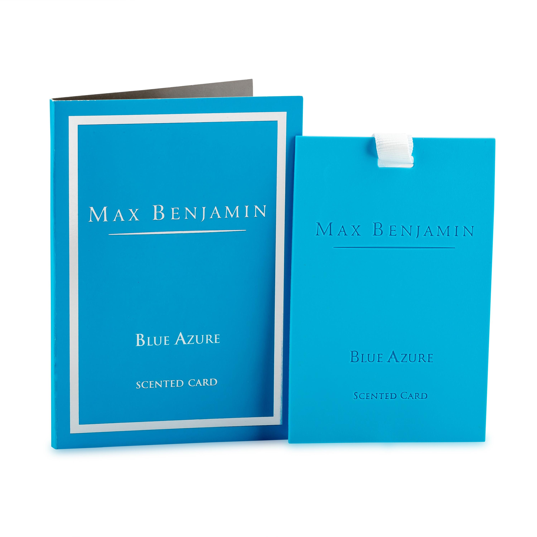 Duftkarte Blue Azur