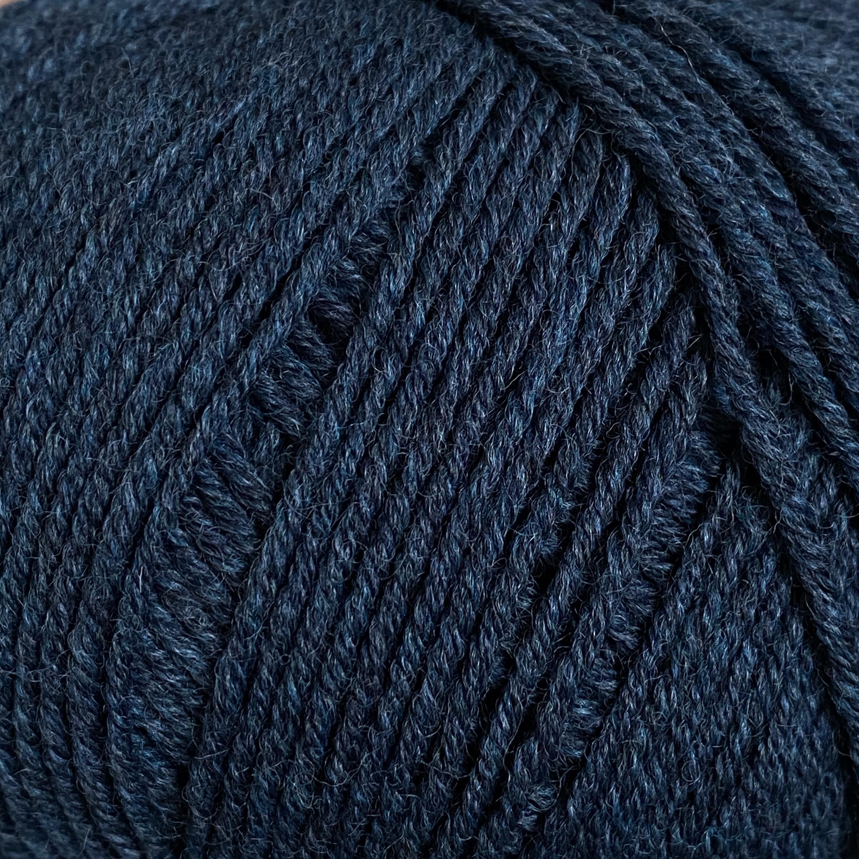 11 |schwarzblau meliert