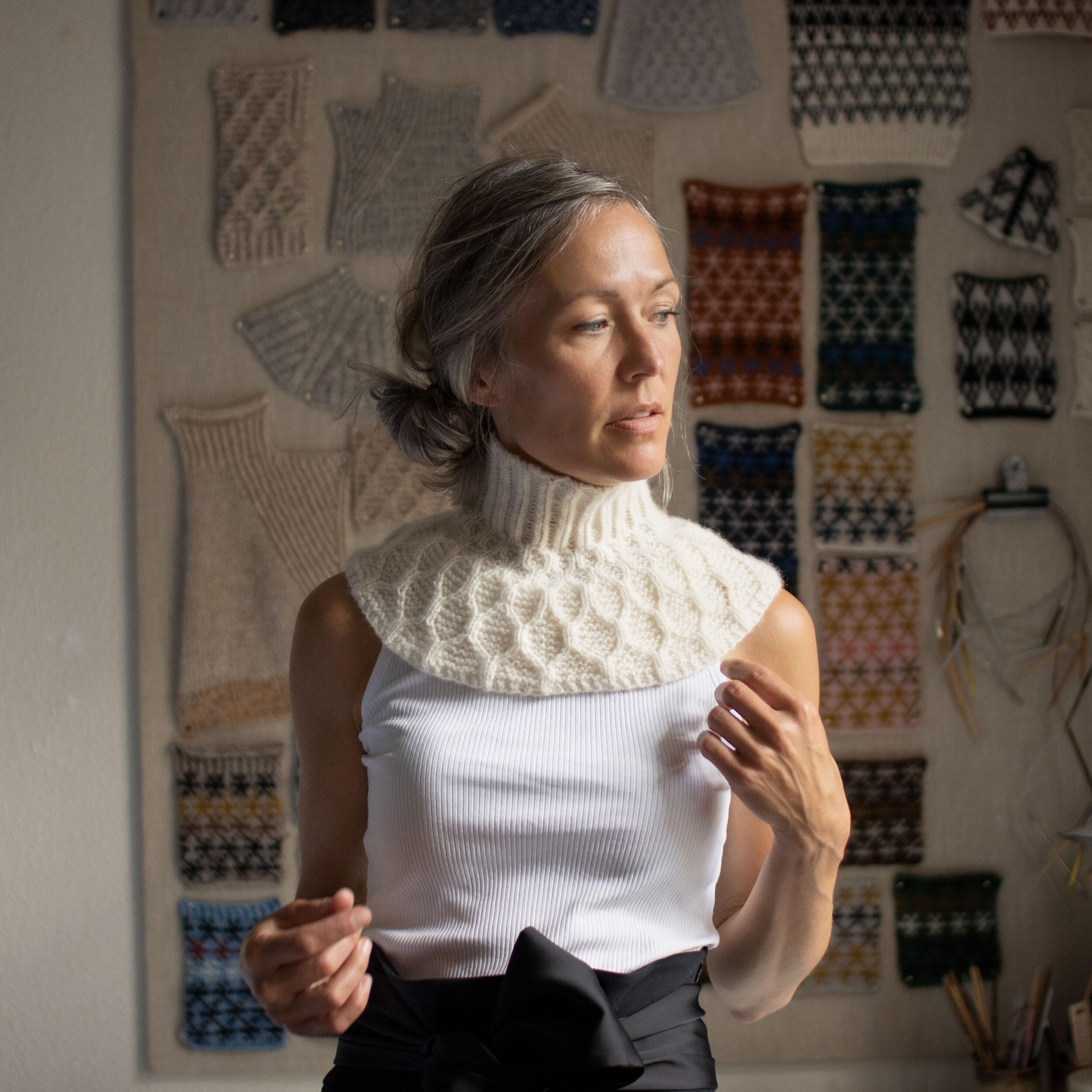 #Cablecowl von Anne Ventzel