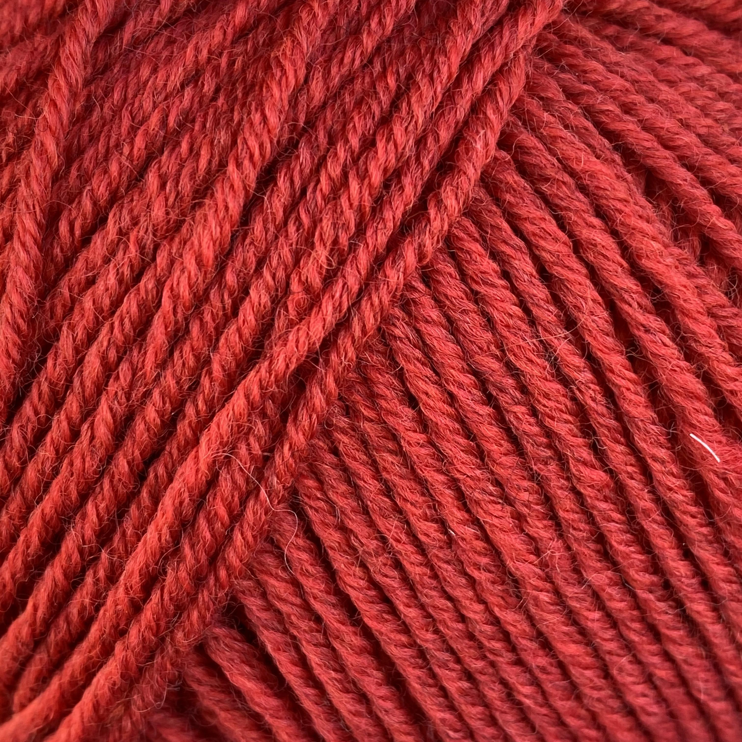 15 |rot meliert