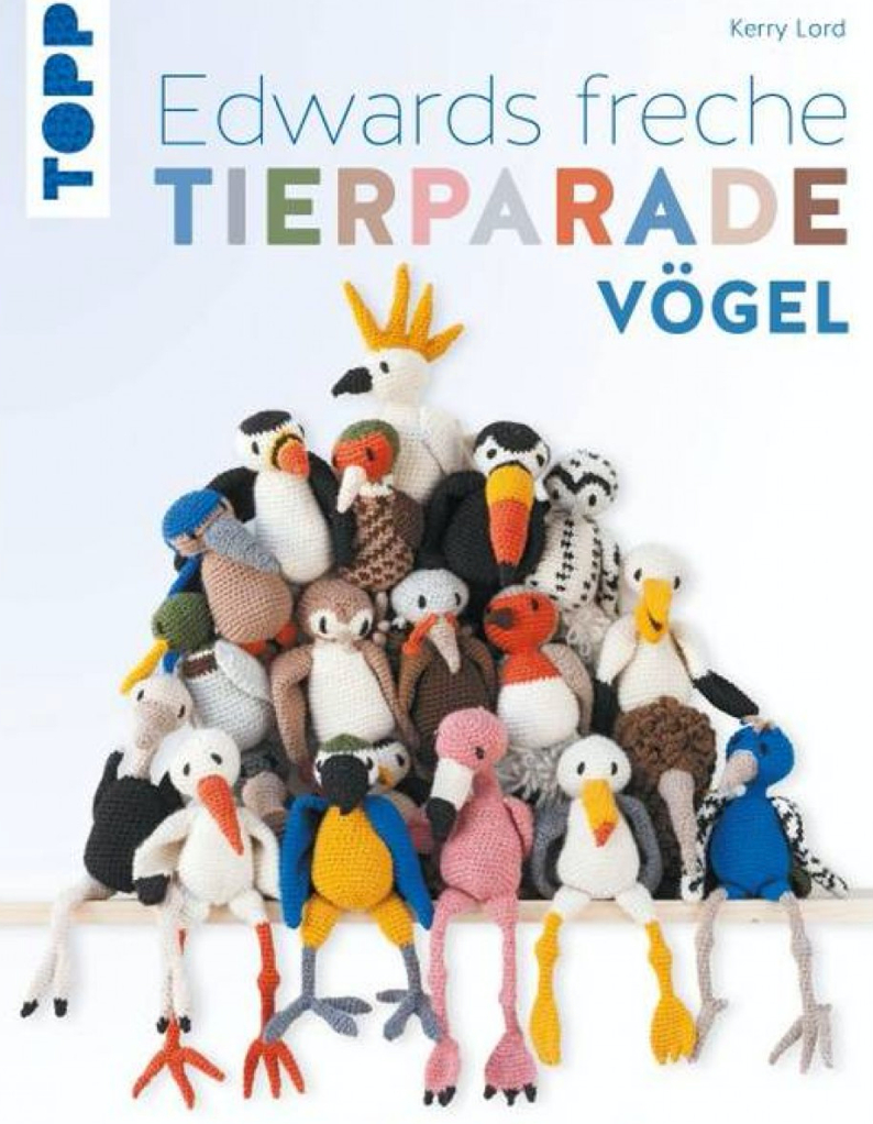 Edwards freche Tierparade Vögel