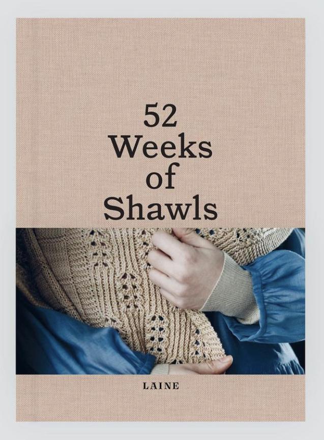 52 weeks of shawls VORBESTELLUNG
