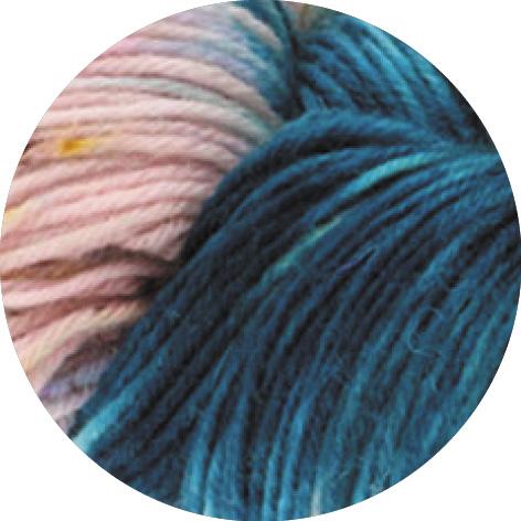 Meilenweit Hand-Dyed
