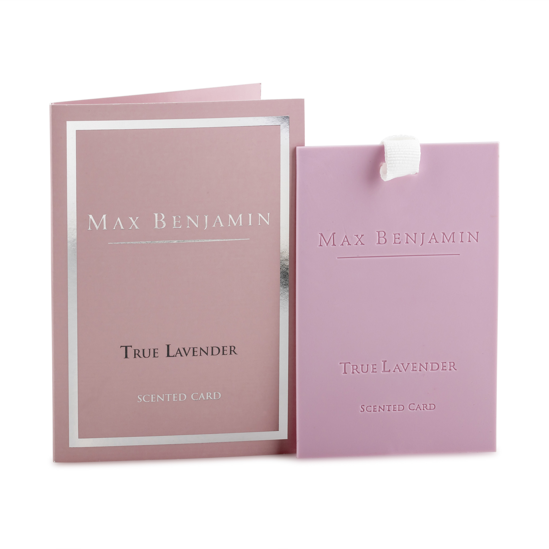 Duftkarte True Lavender