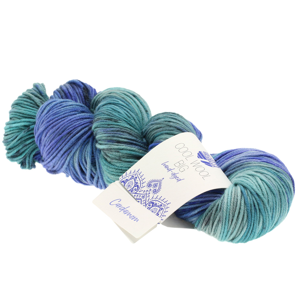 Cool Wool Big Hand-Dyed