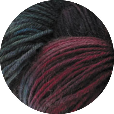 404 | Türkis/Schwarz/Petrol/Weinrot/Nelke/Hellgrün/ Violett/Pink